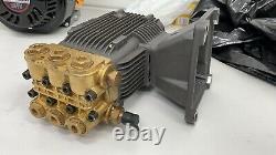 1 Shaft 4000PSI High Pressure Washer Pump For Honda GX340 11HP GX390 13HP