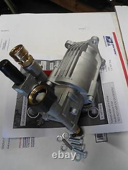 2600-PSI-Pressure-Washer-Pump-7/8-Shaft-Honda-GC160-HORIZONTAL PLUS TIPS