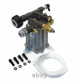 2800 psi Horizontal Pressure Washer Pump for Ridgid Blackmax Generac Husky Honda