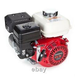 3.5HP Honda OHV GX120 QX2 Engine Horizontal Shaft 3/4 X 2-7/16 LOS NEW