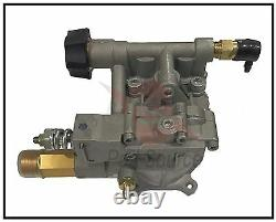3000 PSI Pressure Washer Pump MI-T-M With Honda Engines 3/4 Shaft New Free Key