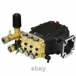 3000 Psi Pressure Washer Pump AR Generac Honda GC190 GX200 Predator 6.5Hp Engine