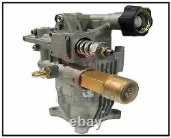 3000 psi PRESSURE WASHER PUMP For Honda Excell Troybilt Husky Generac ALUMINUM