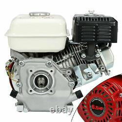 4 Stroke 6.5HP 160cc Gas Engine GX160 Air Cooled For Honda GX160 OHV Pull Start
