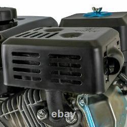 7.0HP 210cc Horizontal Gas Engin 168F pullstart For Honda GX160 GX200 GX270 OHV