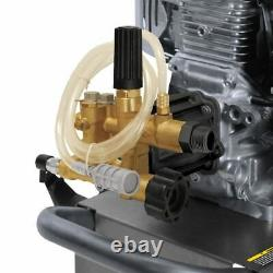 BE 2700 PSI (Gas-Cold Water) Pressure Washer with Honda GC160 5-HP Engine