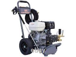 Brave Pressure Washer, 3000 PSI, 4.25 GPM Powered by Honda GX340