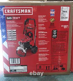 CRAFTSMAN 3200-PSI 2.4-GPM Cold Water Gas Pressure Washer with Honda Engine NEW