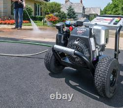 Cleaning MSH3125 MegaShot Gas Pressure Washer Powered by Honda GC190, 32