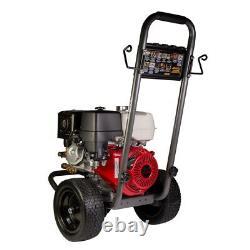 Cold Water Pressure Washer 4000 psi 4 gpm Honda 13hp 389cc BE