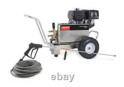 DAYTON 20KC11 Industrial Duty 4200 psi 3.4 gpm Cold Water Gas Pressure Washer