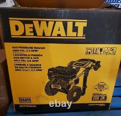 DEWALT DXPW3625 3600 PSI 2.5 GPM HONDA GX200 Cold Water Professional Gas Pressu