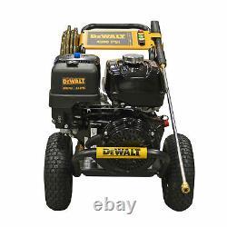 DeWalt 4200 PSI at 4.0 GPM Honda GX390 OHV Gasoline Pressure Washer (For Parts)