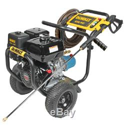 DeWalt Professional 4200 PSI (Gas- Cold Water) Pressure Washer with Honda GX390
