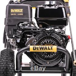 DeWalt Professional 4400 PSI (Gas-Cold Water) Pressure Washer with Honda GX390