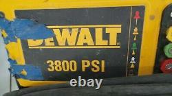 Dewalt 3800 PSI 3.35 GPM Pressure Washer With Honda Engine