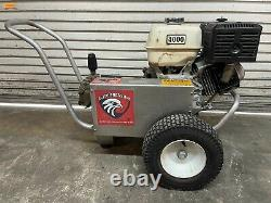 Elite Pressure Power Washer 4000 PSI 4.0 GPM Honda GX390 Gas Cold Water Pressure