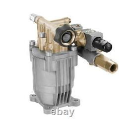 Gas Pressure Washer Pump Horizontal Brass Honda Stratton Subaru PowerStroke