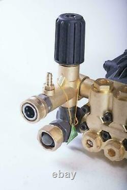 High Pressure Washer Pump 3/4 Honda GC190 GX200 3000 PSI 3.1 GPM 3400 RPM AR