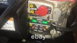 Homelite 2700 PSI Pessure washer with Honda GCV 160 Gas Engine