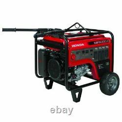 Honda-EB5000XG Honda 5000-Watt Generator with Honda iGX390 Engine