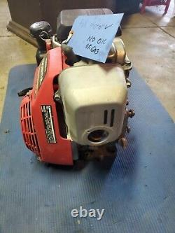 Honda EXCELL 5.0 H. P. Pressure Washer 2400 PSI Engine