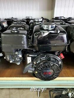 Honda GX200 6.5HP Honda Horizontal Shaft Engine 3/4 X 2-7/16 LOS -Dented Tank