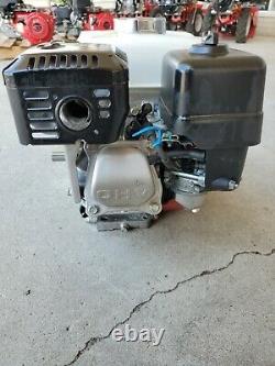 Honda GX200 6.5HP Honda Horizontal Shaft Engine 3/4 X 2-7/16 LOS -SR