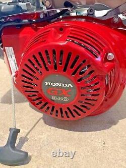 Honda GX340UT2QNE2 OHV Engine 389 CC P-5