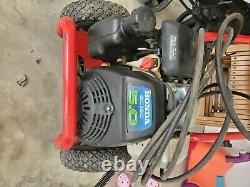 Honda pressure washer 2600 psi