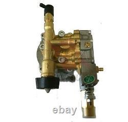 Horizontal Pressure Washer Pump Fits Ridgid Blackmax Honda Husky Generac 3000PSI