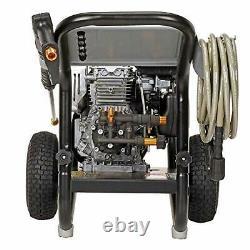 MegaShot Gas Pressure Washer Powered by Honda GC190, 3200 PSI at 2.5 GPM, New
