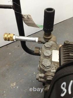 Mi-T-M 2000 psi Pressure Washer Honda Power Water Jet Cleaner Portable Washing