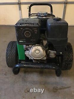 Mi-T-M 3000 Psi Commercial Pressure Washer Honda GX390 Engine
