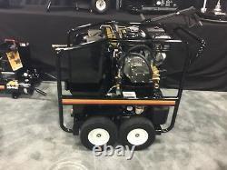 Mi-T-M HSP3504 Hot Water Pressure Washer-3MGH Honda GX390 Engine 2018 Sale Model