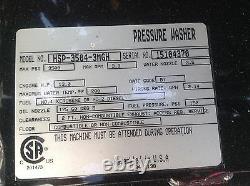 Mi-T-M Pressure Washer HSP-3504-3MGH Honda GX390 Engine NEW