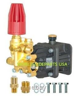 NEW COMET BXD3025 Pressure Washer pump 2.8 gpm 2,500 HONDA TROY BILT AXD3020G-NH