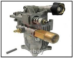 NEW OEM 3000 PSI Pressure Washer Pump Horizontal Crank Engine Honda Engines 3/4