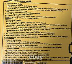 New DEWALT DXPW3324I 3300 PSI at 2.4 GPM Honda Cold Water Gas Pressure Washer