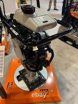 New Multiquip-Mikasa MTX60HD Rammer Stone Tamper Gas Powered Honda Engine