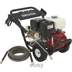 NorthStar Gas Cold Water Pressure Washer- 3000 PSI, 5.0 GPM, Honda Engine