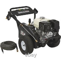 NorthStar Gas Cold Water Pressure Washer 4000 PSI, 3.5 GPM, Honda Engine