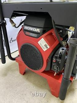 NorthStar Gas Cold Water Pressure Washer 5000 PSI, 5.0 GPM, Honda Engine S-4