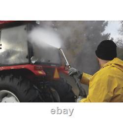 NorthStar Gas Powered Wet Steam & Hot Water Pressure Washer withHonda Engine