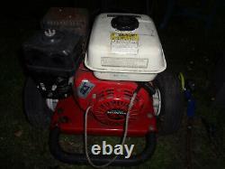 NorthStar Gas Pressure Washer Model 157122 GX 160 Honda 5.5 Eng PARTS REPAIR