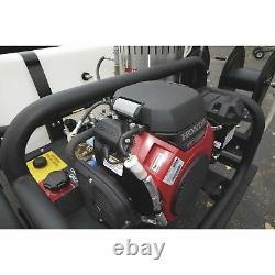 NorthStar Hot Water Pressure Washer- Honda Engine 4 GPM @ 4K PSI Trailer Mounted