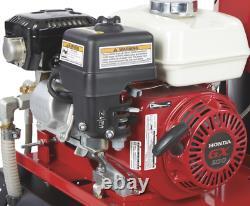 NorthStar Hot Water Pressure Washer with Wet Steam 2700 PSI, 2.5 GPM, Honda En