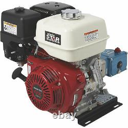 NorthStar Pressure Washer Kit withHonda GX390 Eng 3.5 GPM 4200 PSI CAT 66DX Pump