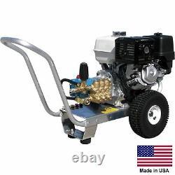 PRESSURE WASHER Cold Water Portable 4 GPM 4000 PSI 13 Hp Honda CAT