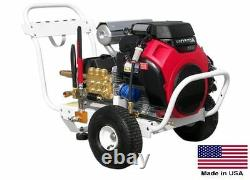 PRESSURE WASHER Commercial Portable 4.5 GPM 5000 PSI 20 Hp Honda CAT